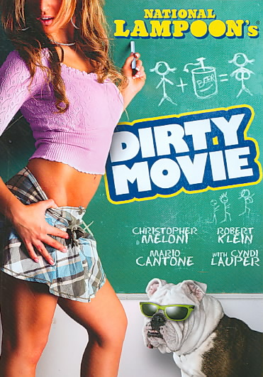 NATIONAL LAMPOON'S DIRTY MOVIE BY MELONI,CHRISTOPHER (DVD)