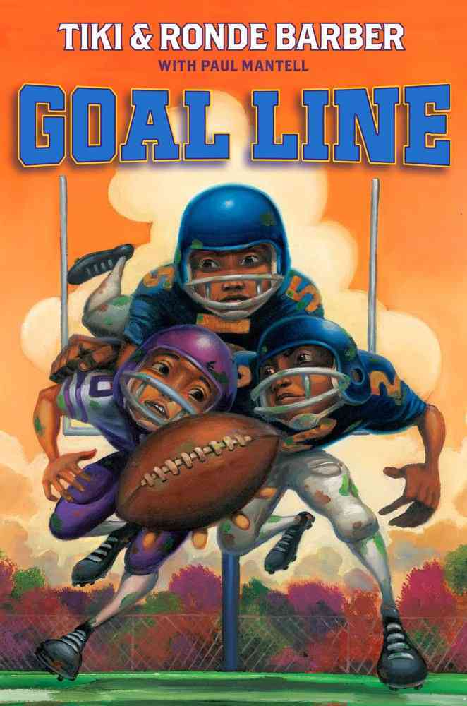 Goal Line By Barber, Tiki/ Barber, Ronde/ Mantell, Paul (CON)